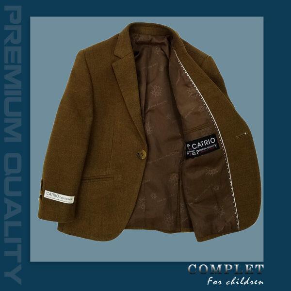 bộ vest bé trai act485