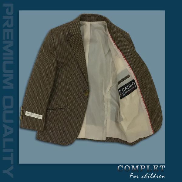 bộ đồ vest bé trai catrio act405